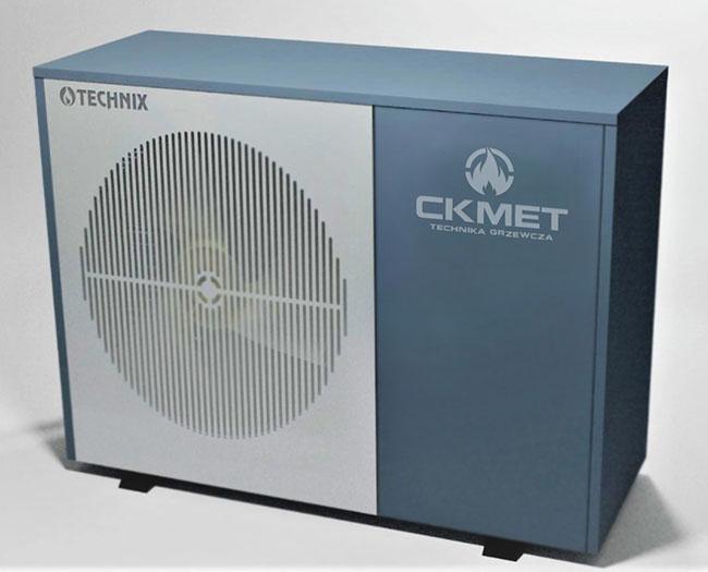 Pompa ciepła Technix 9,5kW CKMET 08