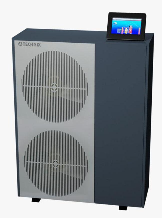 Pompa ciepła Technix 16kW CKMET